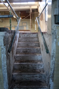 BF Stairs mainroom