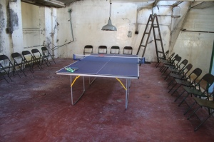BF Table Tennis & Chairs