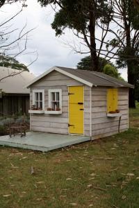 Cubby House Angle shot