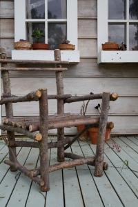 Cubby House Chair