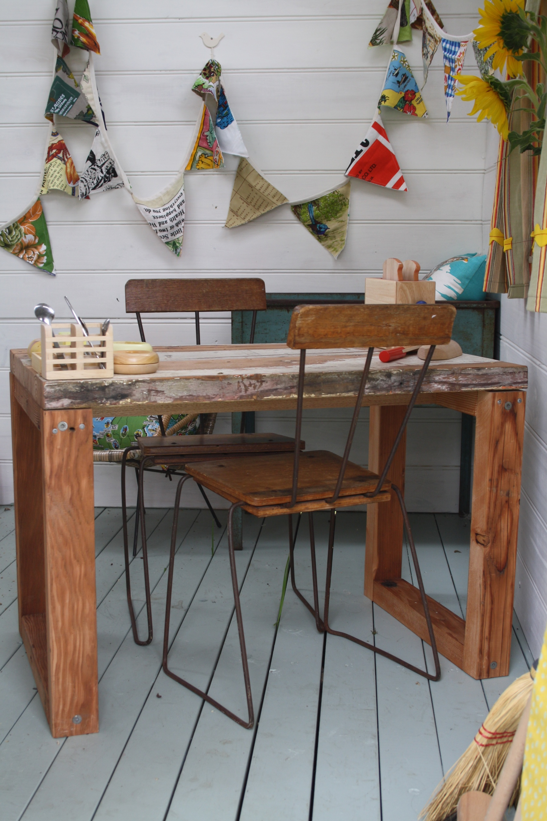 cubby house furniture. Cubby House Table Front View Furniture